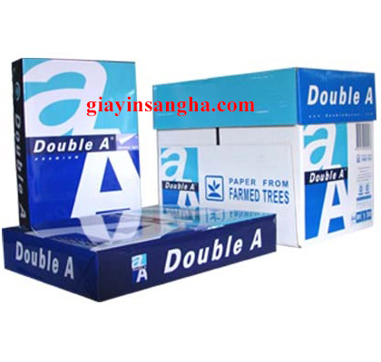 Giấy a4 double a Các loại giấy in